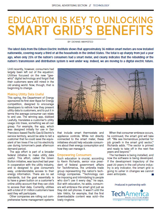 Smart Grid - Forbes Magazine